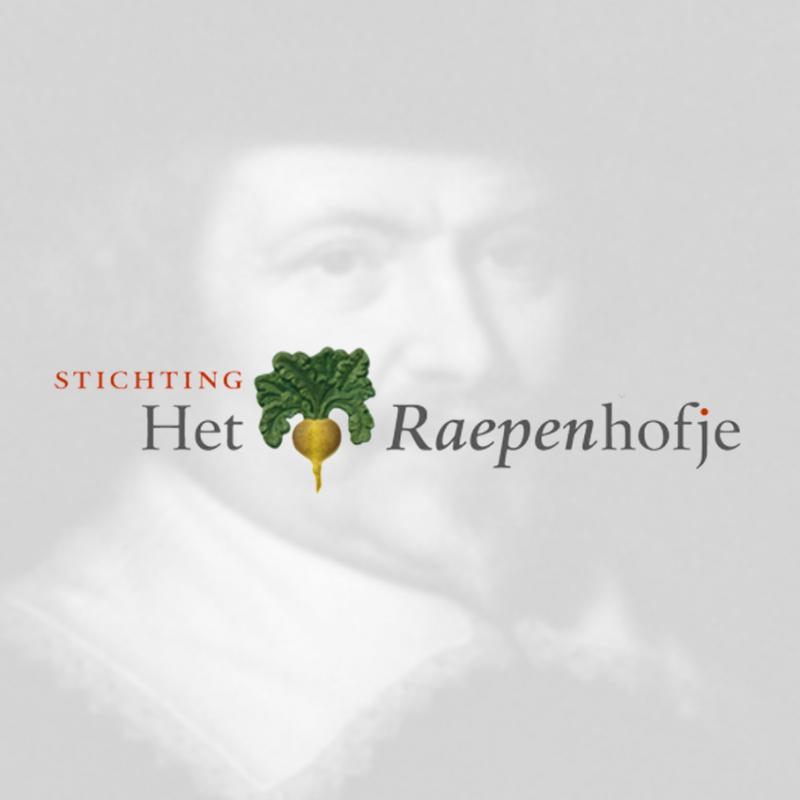 Het Raepenhofje website